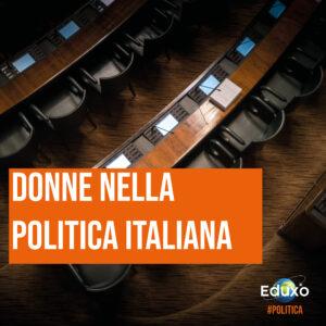 Read more about the article Donne nella Politica