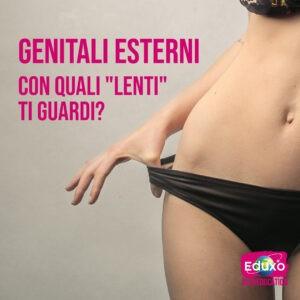 Read more about the article Genitali esterni: con quali lenti ti guardi?