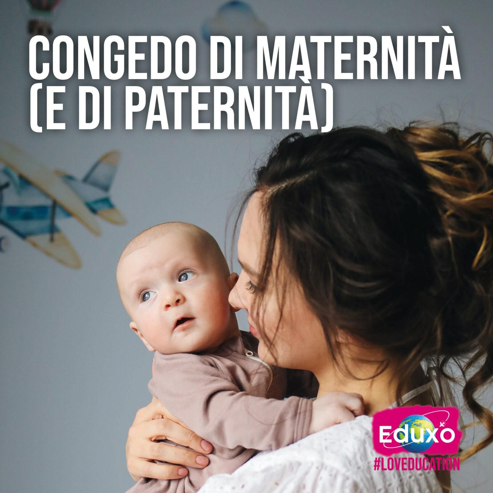 You are currently viewing Congedo di maternità (e di paternità)