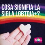 Read more about the article Cosa significa la sigla LGBTQIA+?