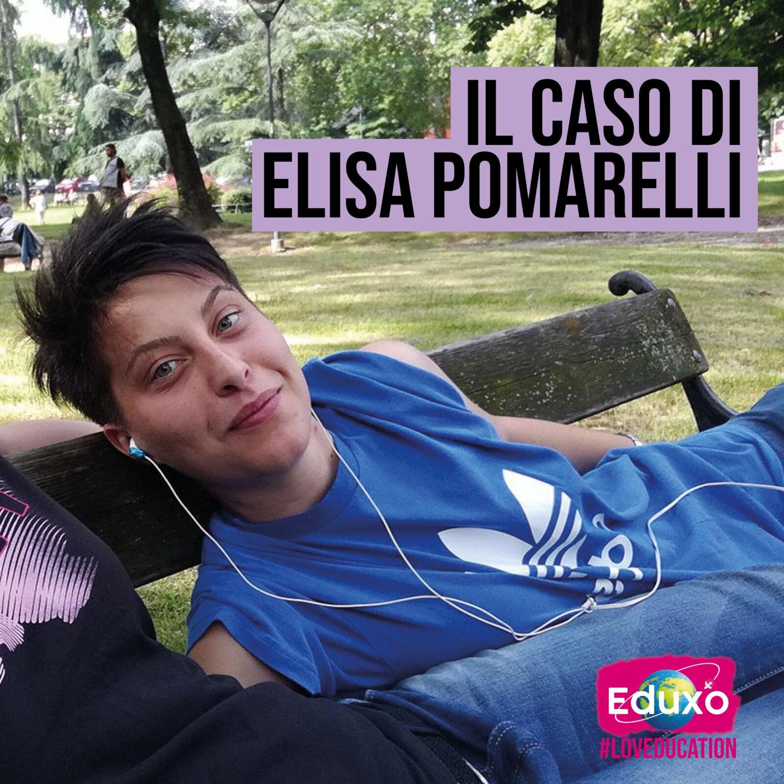 Il caso di Elisa Pomarelli
