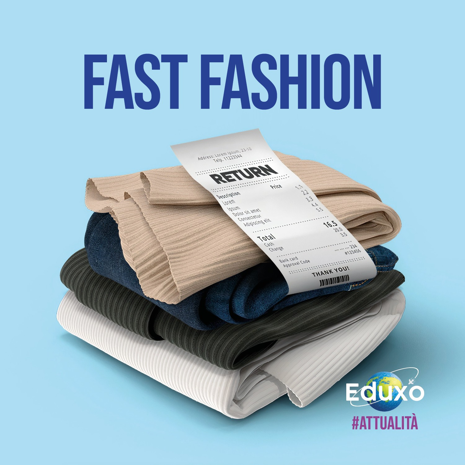 You are currently viewing Fast fashion
