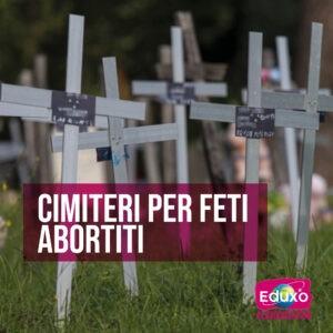 Read more about the article Cimiteri per feti abortiti