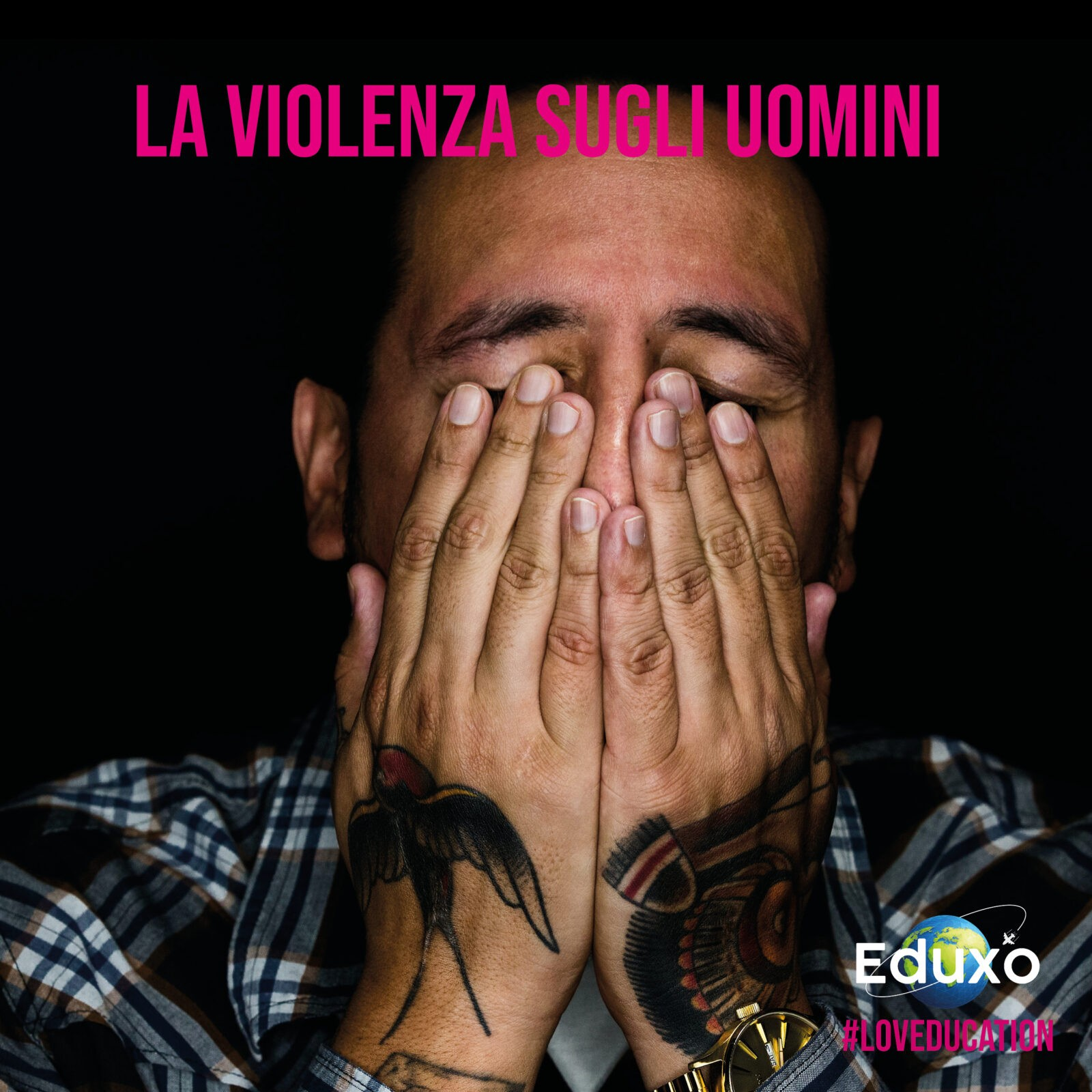 You are currently viewing Violenza sugli uomini
