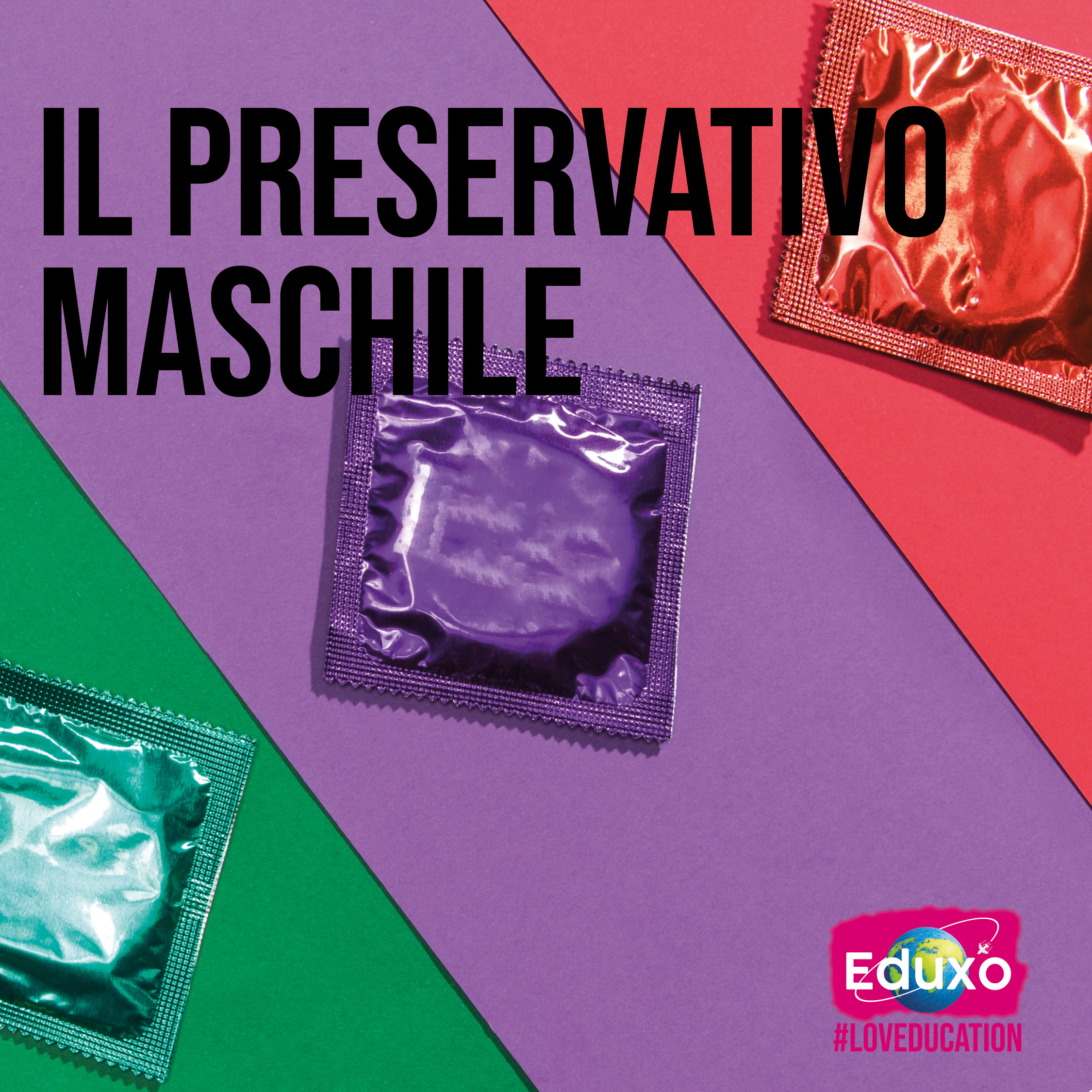 You are currently viewing Il preservativo maschile