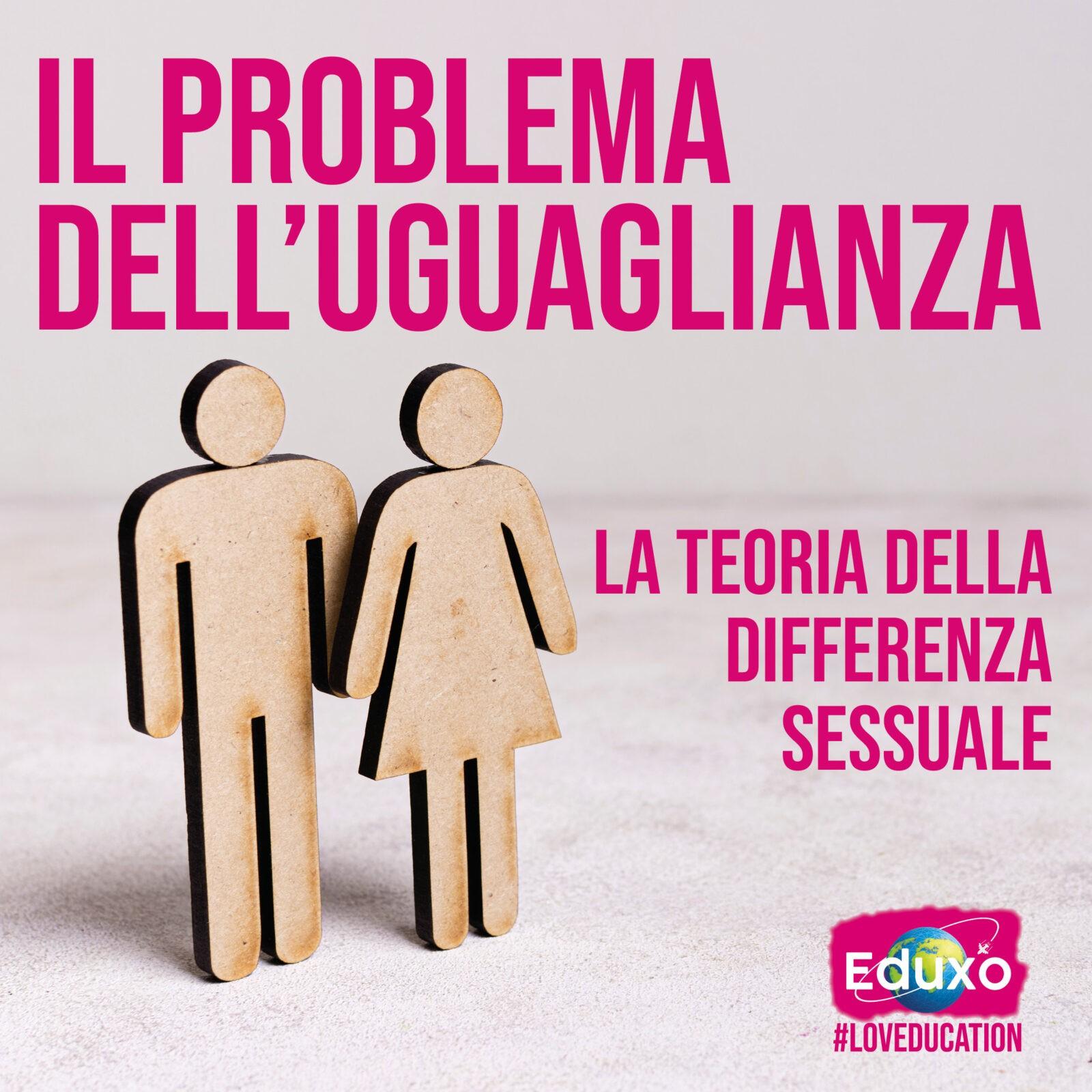 You are currently viewing Il problema dell'uguaglianza: la teoria della differenza sessuale