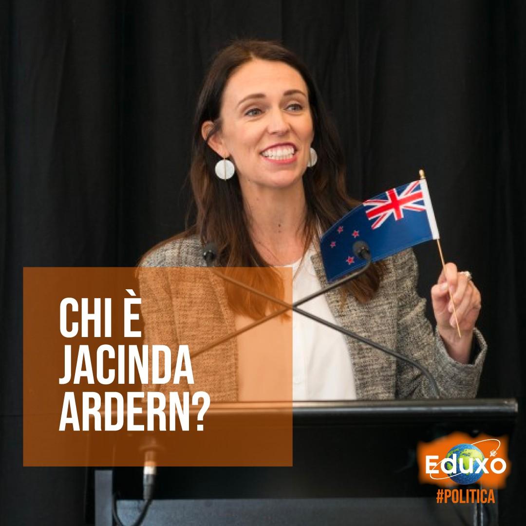 Chi è Jacinda Ardern?
