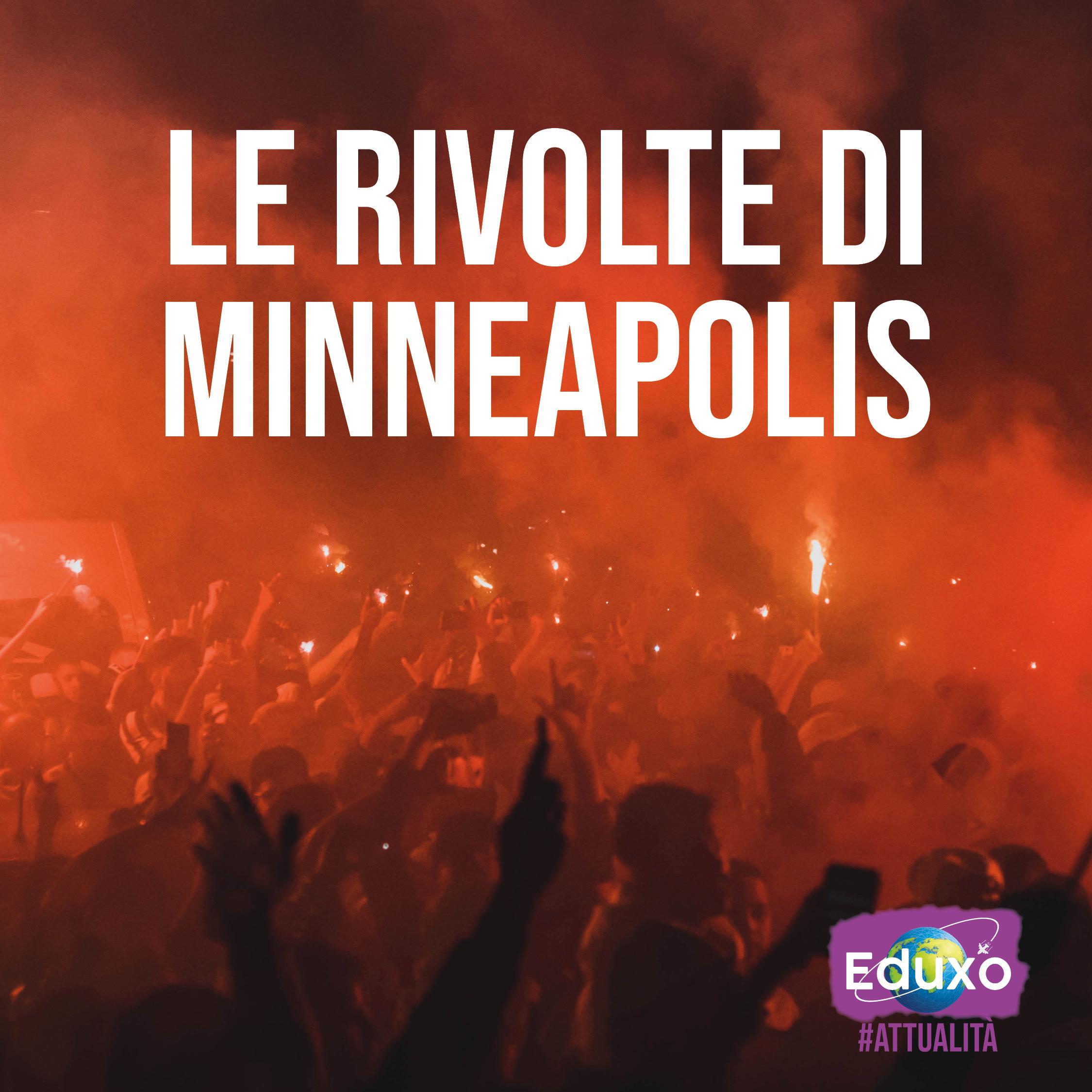 You are currently viewing Le rivolte di Minneapolis dopo l'uccisione di George Floyd