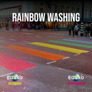 Rainbow washing