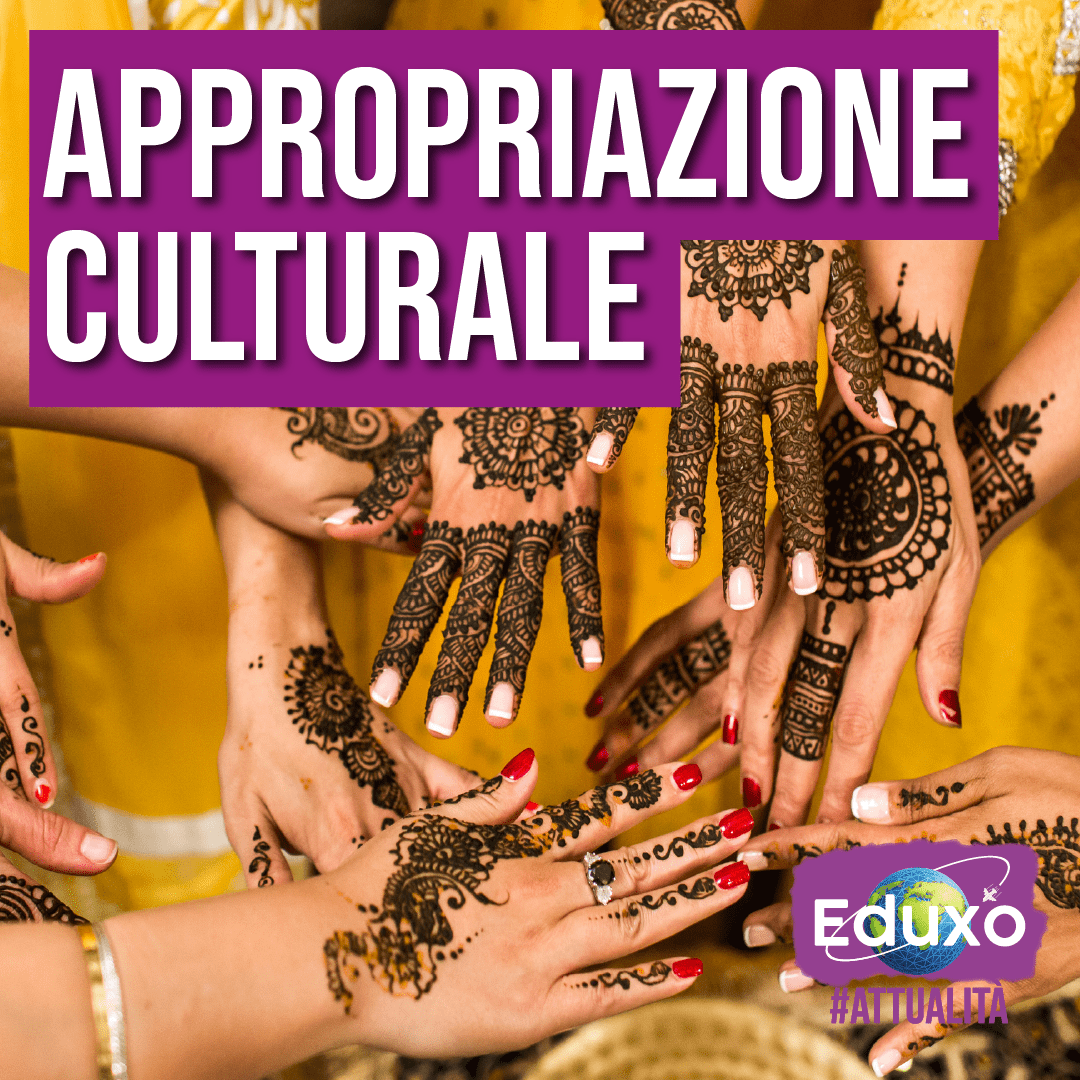 You are currently viewing Appropriazione culturale