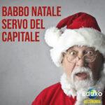 Babbo Natale servo del Capitale