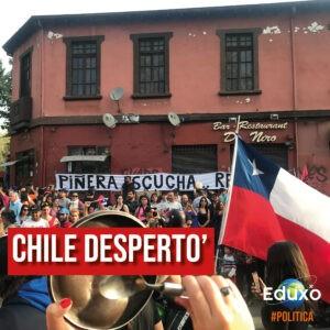 Read more about the article Chile Despertò