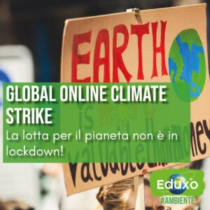 Read more about the article Global online climate strike