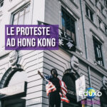 Read more about the article Le proteste ad Hong Kong