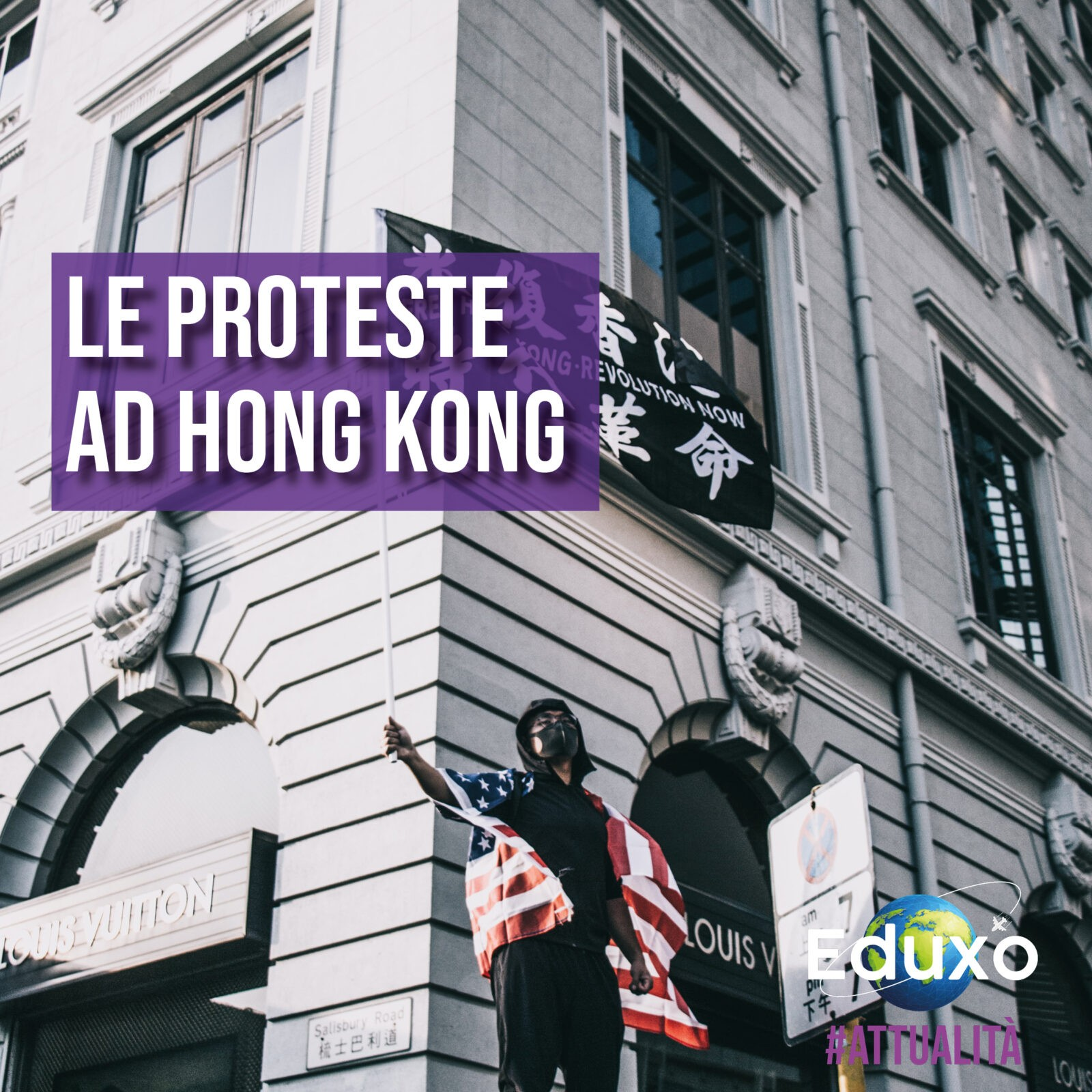 You are currently viewing Le proteste ad Hong Kong
