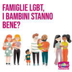 Read more about the article Famiglie LGBT, i bambini stanno bene?