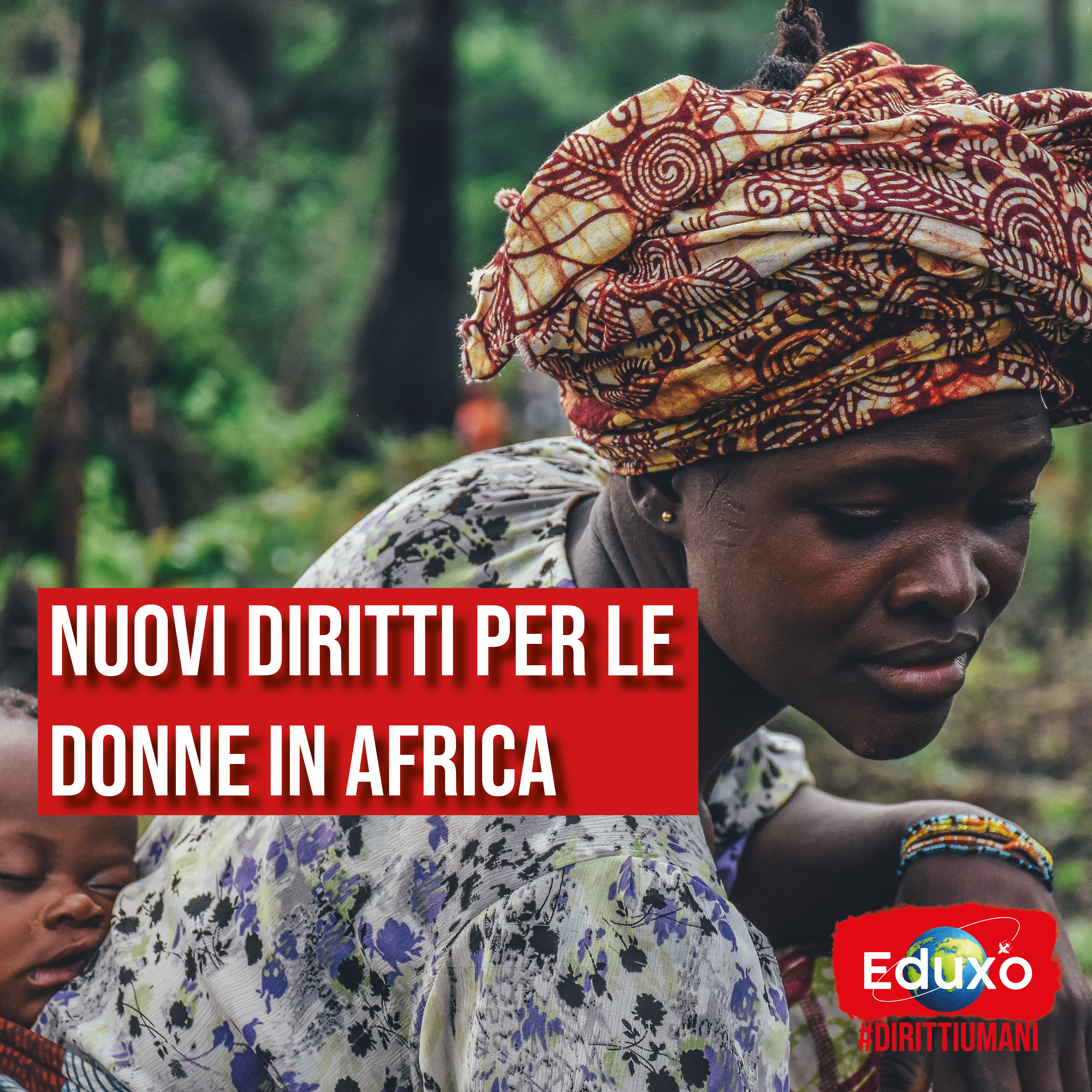 You are currently viewing Nuovi diritti delle donne in Africa