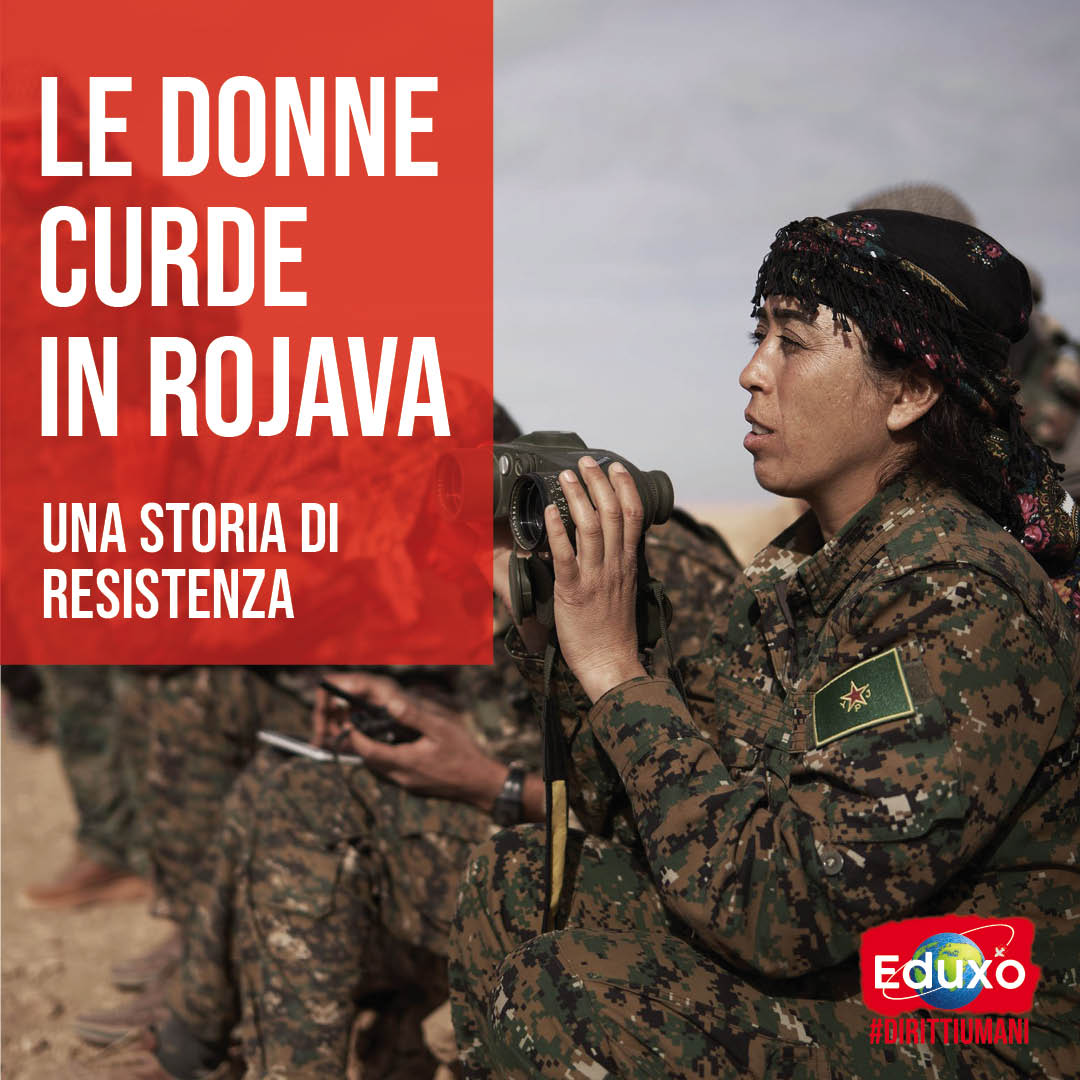 Le donne curde in Rojava: una storia di Resistenza