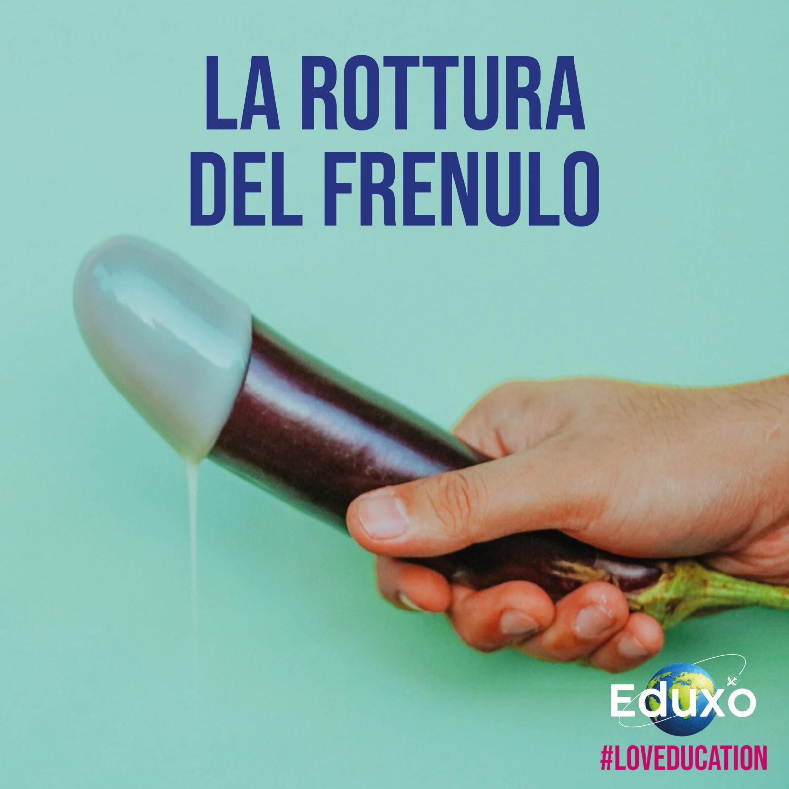 You are currently viewing La rottura del frenulo maschile
