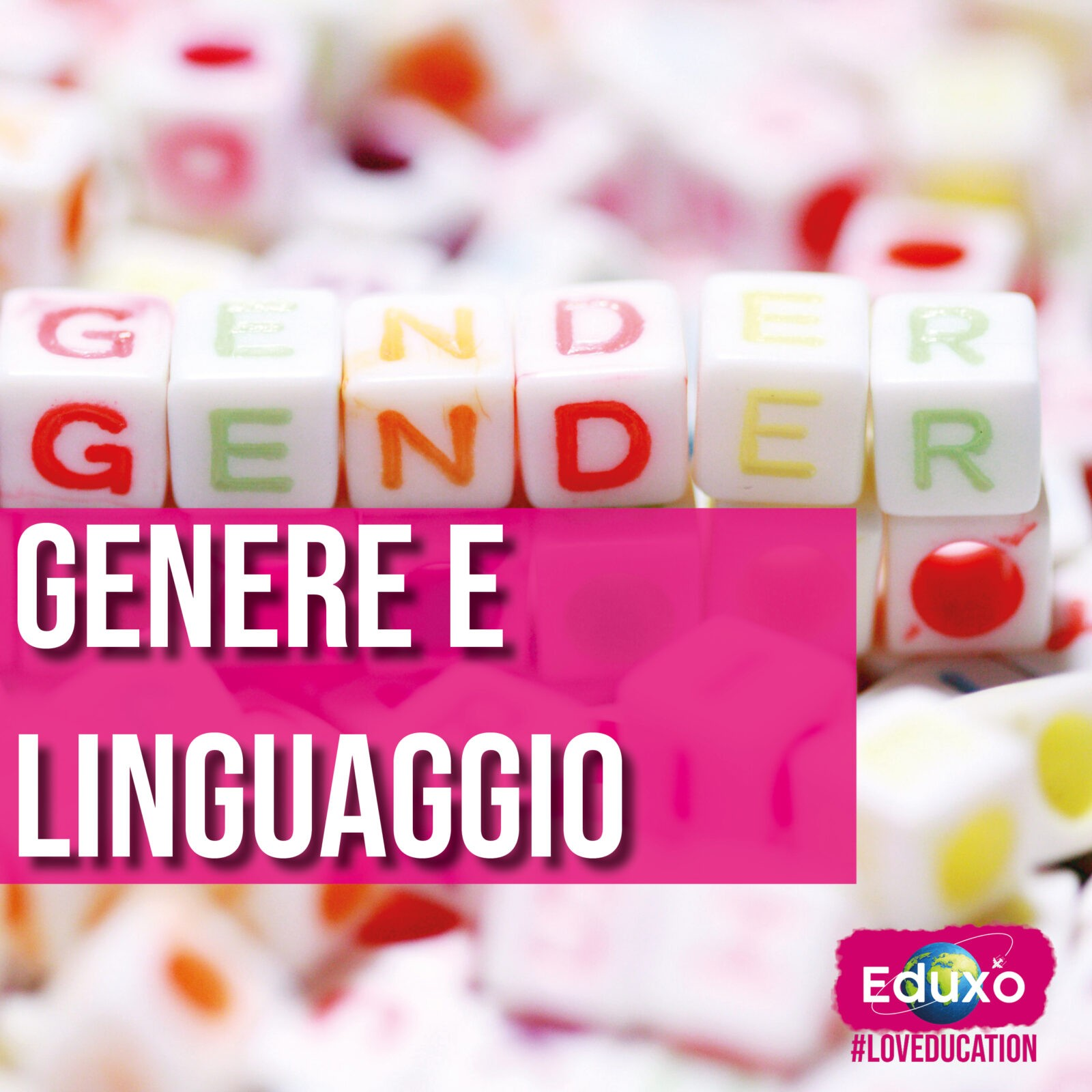 You are currently viewing Genere e linguaggio