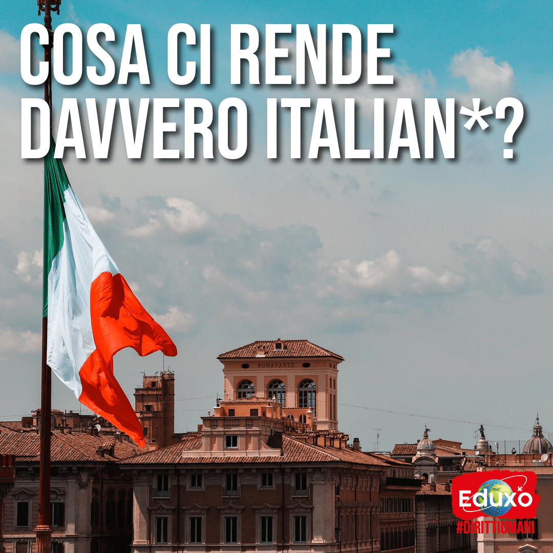 You are currently viewing Cosa ci rende davvero italian*?