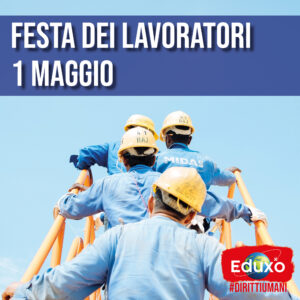 Read more about the article 1 Maggio