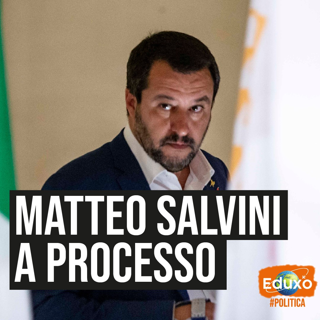 You are currently viewing Matteo Salvini a processo