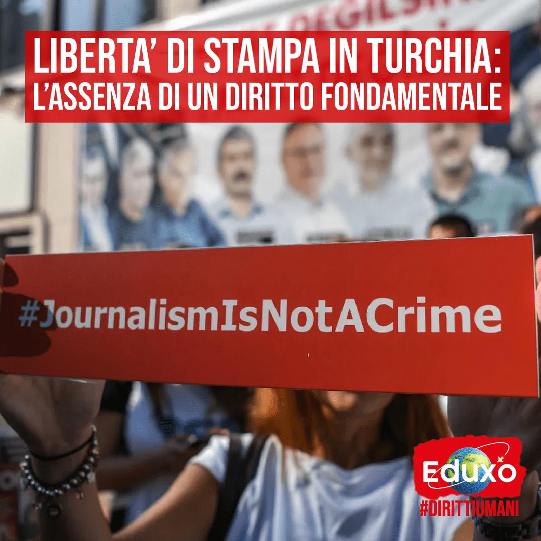 You are currently viewing Libertà di stampa in Turchia