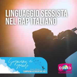 Read more about the article Linguaggio sessista nel rap italiano