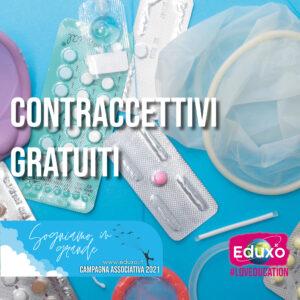 Read more about the article Contraccettivi gratuiti