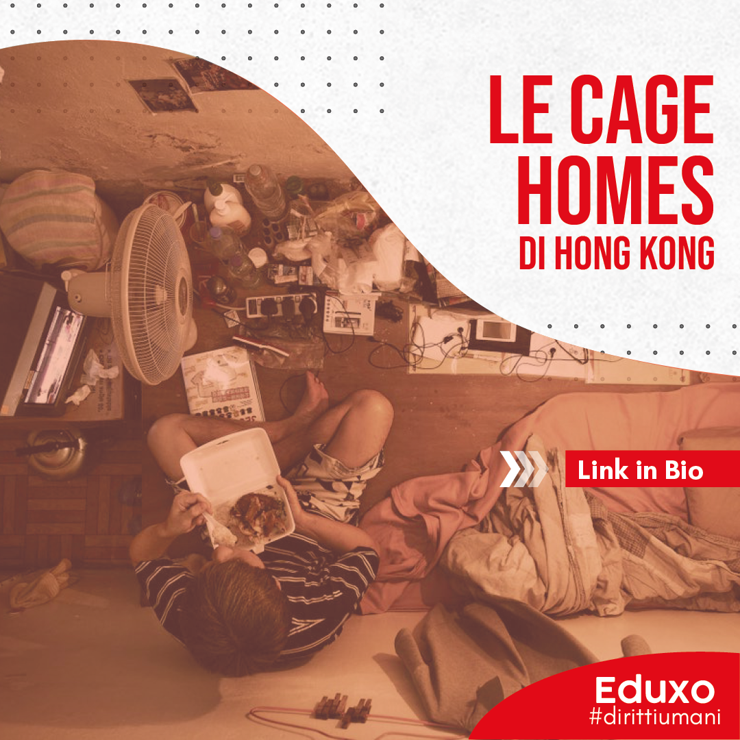 You are currently viewing CAGE HOMES DI HONG KONG: COSA SONO?
