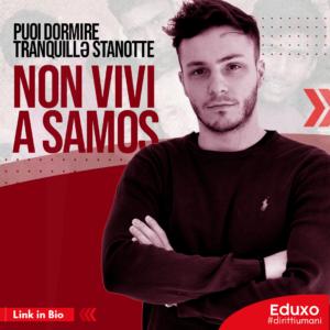 Read more about the article Still I Rise – Puoi dormire tranquillə stanotte. Non vivi a Samos.