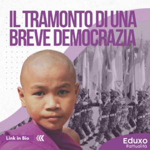 Read more about the article Il tramonto di una breve democrazia