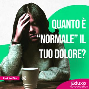 """Read more about the article ENDOMETRIOSI: QUANTO È """"NORMALE"""" IL TUO DOLORE?"""