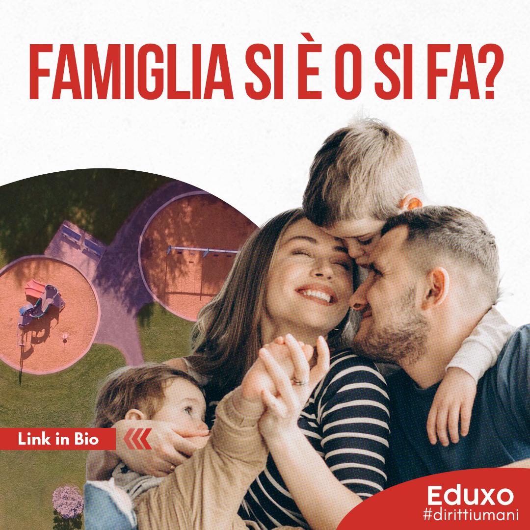 You are currently viewing Famiglia si è o si fa?