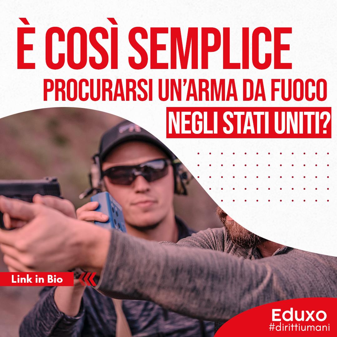 You are currently viewing È  così semplice procurarsi un'arma da fuoco negli Stati Uniti?