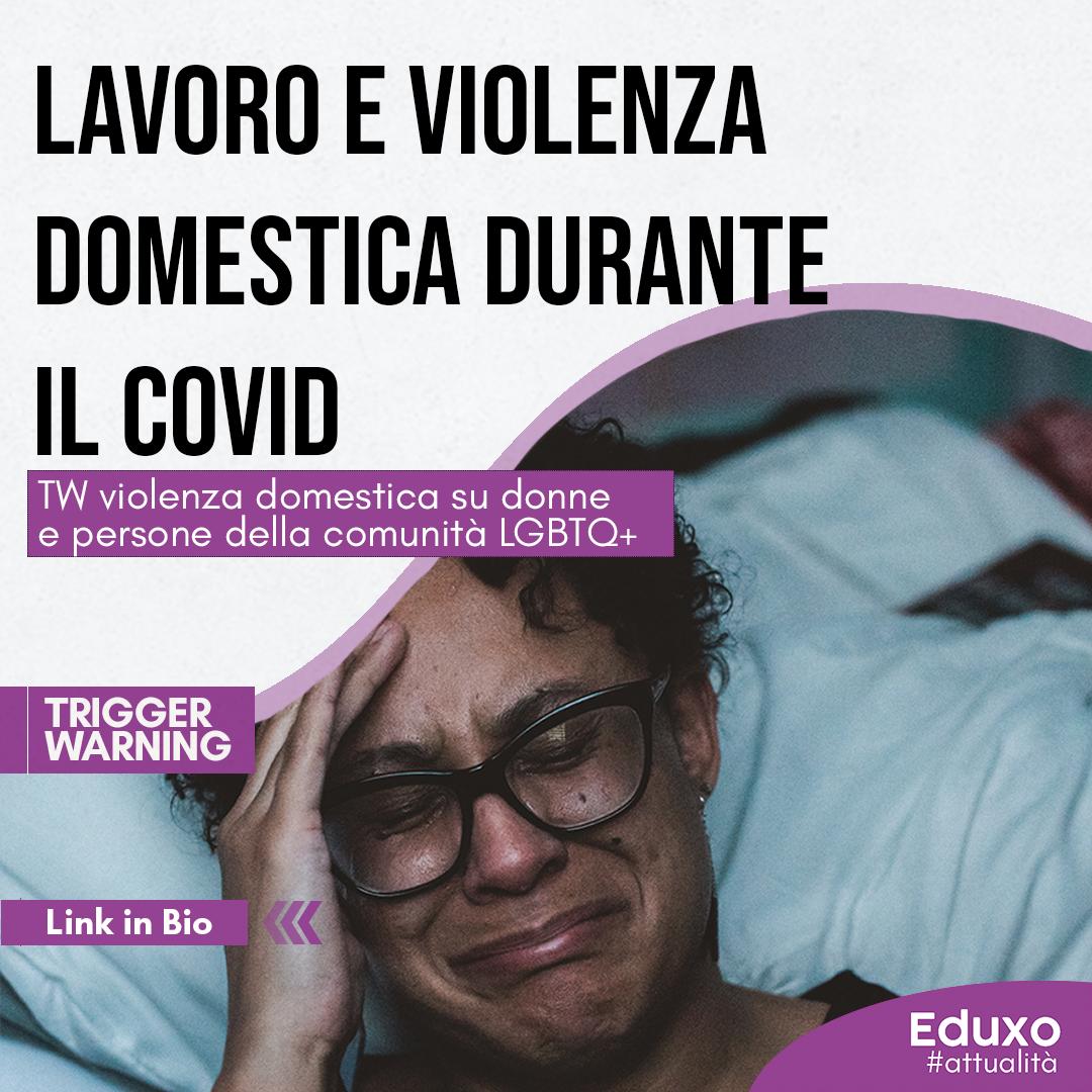 Lavoro e violenza domestica durante il Covid