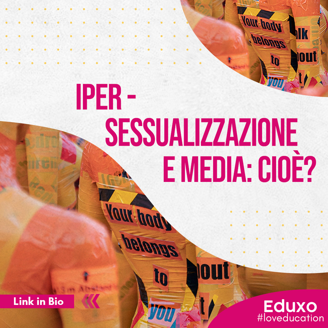 You are currently viewing IPERSESSUALIZZAZIONE: COS'É?