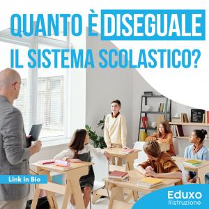 Read more about the article Quanto è disuguale il sistema scolastico?