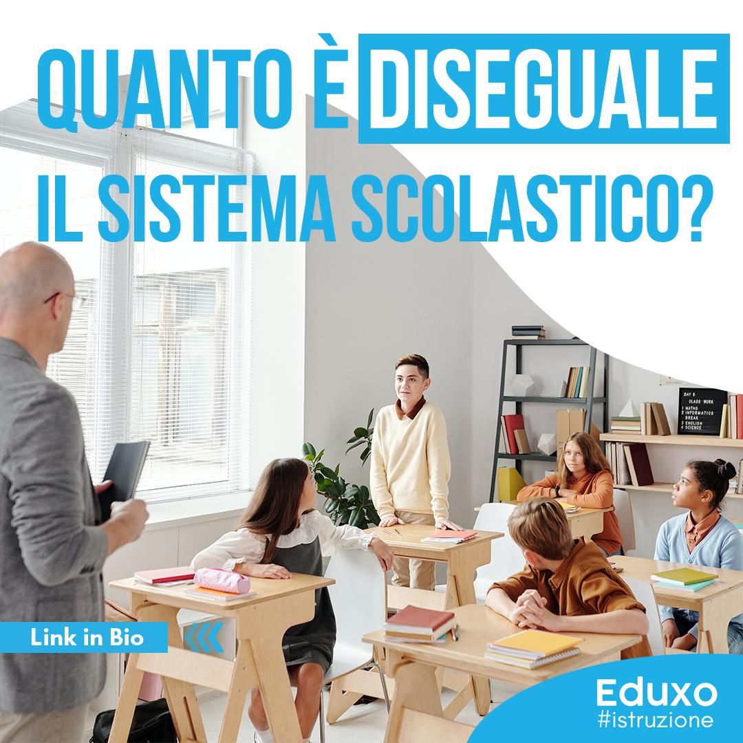 You are currently viewing Quanto è disuguale il sistema scolastico?