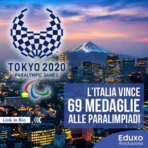 Read more about the article L'Italia vince 69 medaglie alle Paralimpiadi di Tokyo 2020
