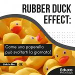 Read more about the article RUBBER DUCK DEBUGGING: COME UNA PAPERELLA PUÒ SVOLTARTI LA GIORNATA