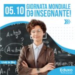 Read more about the article LA GIORNATA MONDIALE Də INSEGNANTE