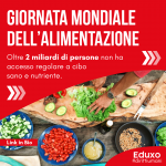 Read more about the article Giornata mondiale dell'Alimentazione